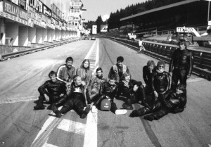Spa Franchochamps 1984